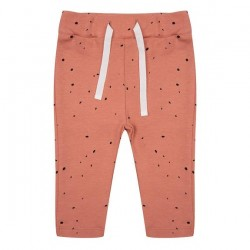 Legging dots - Canyon Clay