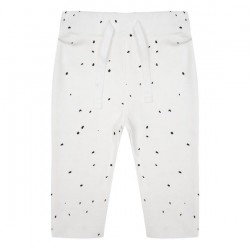 Legging dots - Cloud Dancer