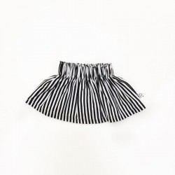 Basic Stripes Skirt